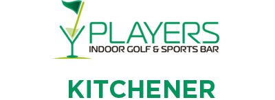 Indoor Golf Clubs – Kitchener Logo
